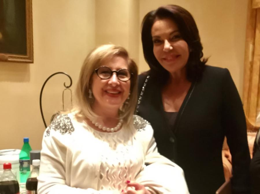 Με την Κατερίνα Παναγοπούλου