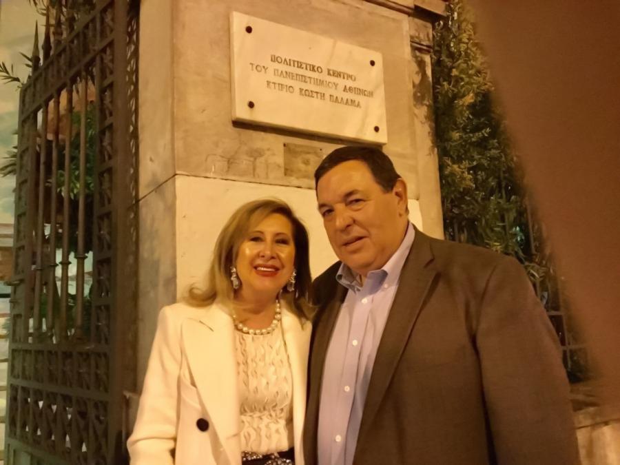 Με τον Στρατηγό Φραγκούλη Φράγκο